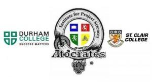 Atocrates @ Durham & St. Clair Website Logo